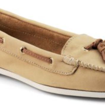Sperry Top-Sider Sabrina Kiltie Loafer DesertLeather, Size 5.5M  Women's Shoes