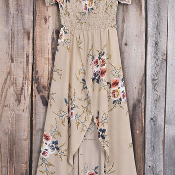 Cupshe Sway With Wind Strapless Dress