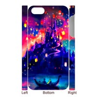 TANGLED LATTERN LIGHT 3D Iphone 5 case Iphone 4 4s case