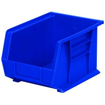 Akro Mils® 30239B Akro Bin Extra Wide Stacking, 50 Lbs Weight Capacity, Blue