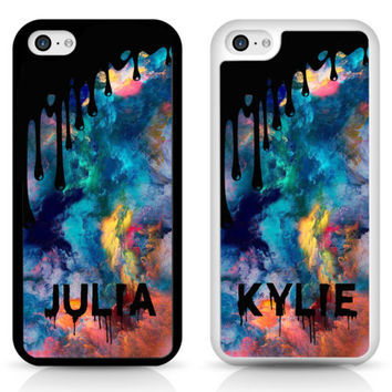 Personalised Water Paint Drips Marble Phone Cover Case for iPhone X/8/7/6/5/4 | eBay
