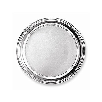 Silver-plated 12 Round Tray