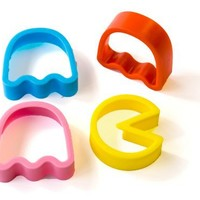 SUCK UK Pac-Man Cookie Cutters