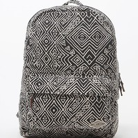 Billabong Hand Over Love Black School Backpack - Womens Backpack - Black - One