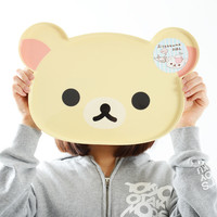 Rilakkuma Face Serving Trays