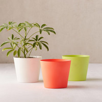 """Brighton 4"""" Painted Planter 