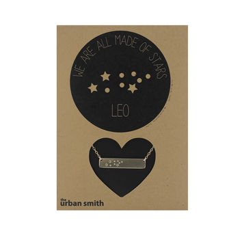Constellation Necklace - The Urban Smith