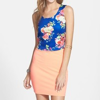 Available Floral Crop Tank (Juniors)