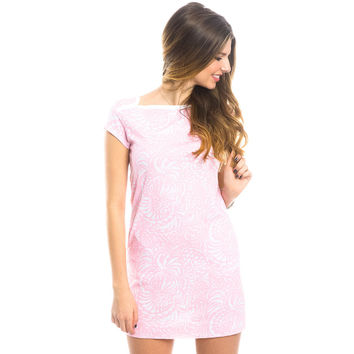 The Skyler Dress in Cotton Candy Pink by Lauren James - FINAL SALE