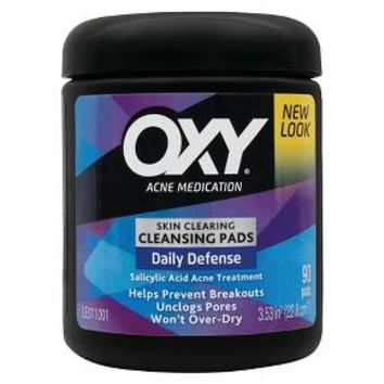 Oxy 90ct Daily Defense Cleansing Pads : Target