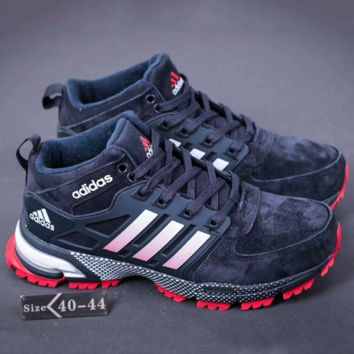 Adidas Boost Fashion Sneakers Trending Running Sports Shoes Blue G-A-YYMY-XY
