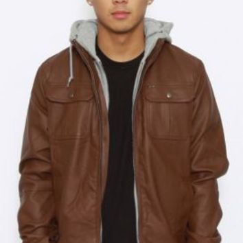 OBEY, Rapture Jacket - Coffee Bean - Outerwear - MOOSE Limited