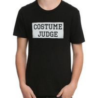 Costume Judge T-Shirt
