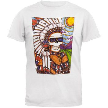 DCCKU3R Grateful Dead - Indian Chief T-Shirt