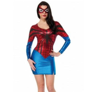 Spider-Girl  Halloween Costume Dress