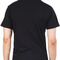 Zovi Graphic Print Men's Round Neck T-Shirt - Buy Black Zovi Graphic Print Men's Round Neck T-Shirt Online at Best Prices in India | Flipkart.com
