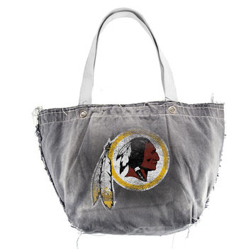 Washington Redskins NFL Vintage Denim Tote