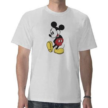 Classic Mickey Mouse Tee Shirt