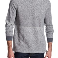 Indigo Star | Barry Long Sleeve French Terry Gradient Sweater | Nordstrom Rack