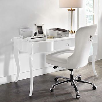 Sasha Desk | Live In Color Office1 | Office | Inspiration | Z Gallerie