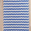 Assembly Home Zigzag Printed Rug-