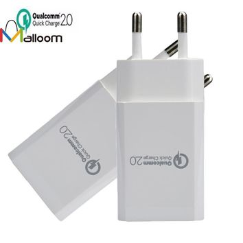 2016 Phone Accessories Ugreen Charger USB Wall Home Travel AC Charger Adapter For Samsung For HTC EU Plug For Sale