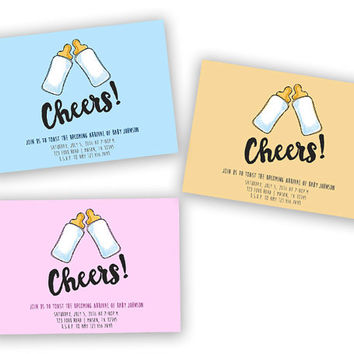Best Neutral Baby Shower Invitations Products on Wanelo