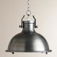 Nautical Metal Hanging Pendant Lamp - World Market