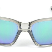 Oakley STRAIGHTLINK Grey Ink Jade Iridium OO9331-03 NIB