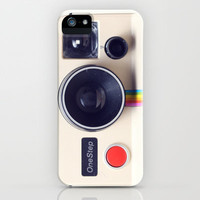 the polaroid iPhone Case by Island Art | Society6