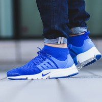 "Nike Air Presto Ultra Flyknit ""Blue"""
