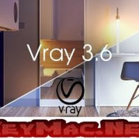 V-Ray 3.6 for 3ds Max 2018 Serial Key With Crack [Download] Full Version