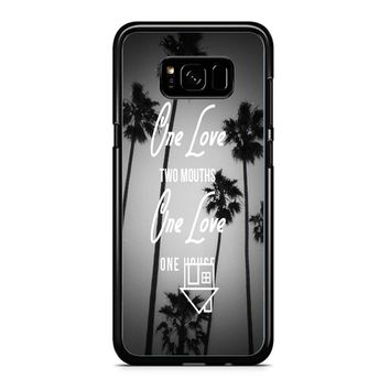 The Neighbourhood Quote Samsung Galaxy S8 Case
