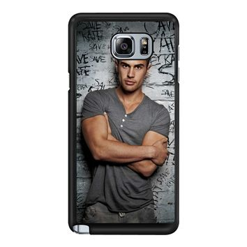 Theo james Arms Span Samsung Galaxy Note 5 Case