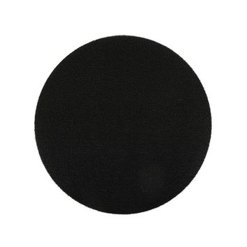 Shag Dot Rug | Black