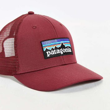 Patagonia P6 Trucker Hat - Urban from Urban Outfitters  e07eaee9273a