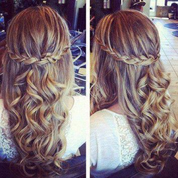 Awesome Hairstyle   http://missdress.org/awesome-hairstyle/