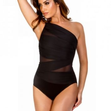 Miraclesuit Solid Jena Swimsuit | Slimming Swimwear