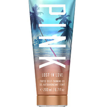 Lost in Love Limited Edition Spring Break Tinted Self-tanning Gel - PINK - Victoria's Secret