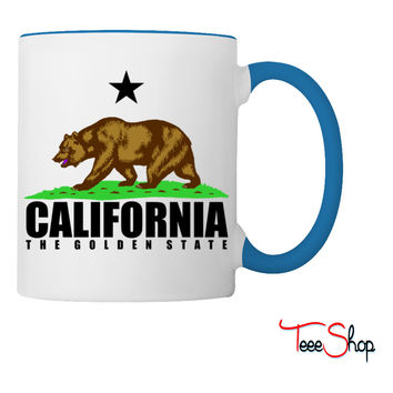 California Coffee & Tea Mug