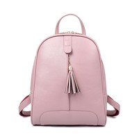Hot Deal Back To School Comfort On Sale College Summer Korean Simple Design Stylish Casual Backpack [4982889092]