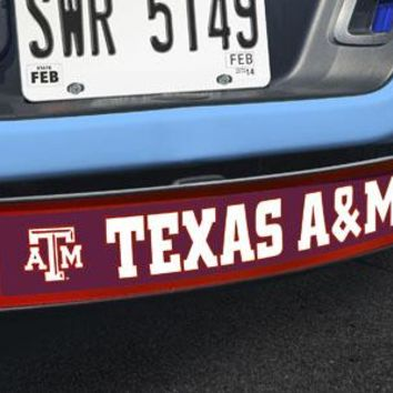 """Texas A&M Light Up Hitch Cover 21""""x9.5""""x4"""""""