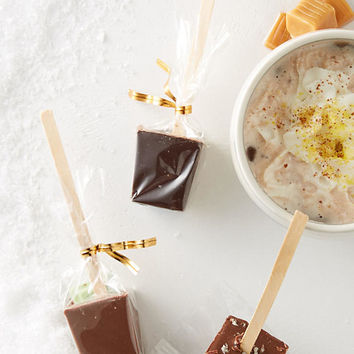 Hot Chocolate On A Stick Set