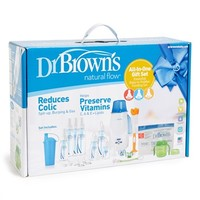 Infant Dr Brown's All-in-One Baby Bottle Gift Set