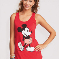 Mickey Red Tank