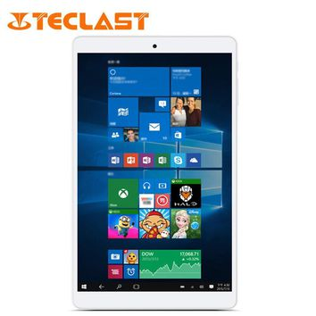 Teclast X80 Plus 8 inch Tablets Dual Boot Windows10 & Android5.1Intel Cherry Trail Z83