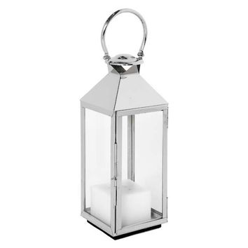 Glass Lantern with Handle | Eichholtz Vanini S