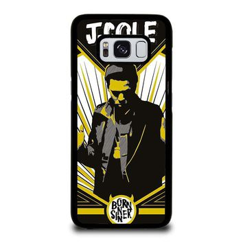 J. COLE BORN SINNER Samsung Galaxy S3 S4 S5 S6 S7 Edge S8 Plus, Note 3 4 5 8 Case Cover
