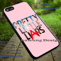A Pretty Little Liars iPhone 6s 6 6s+ 6plus Cases Samsung Galaxy s5 s6 Edge+ NOTE 5 4 3 #movie #PrettyLittleLiars ii