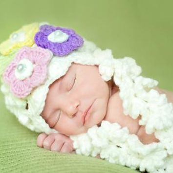 Josephine Hat by The Daisy Baby (various colors)